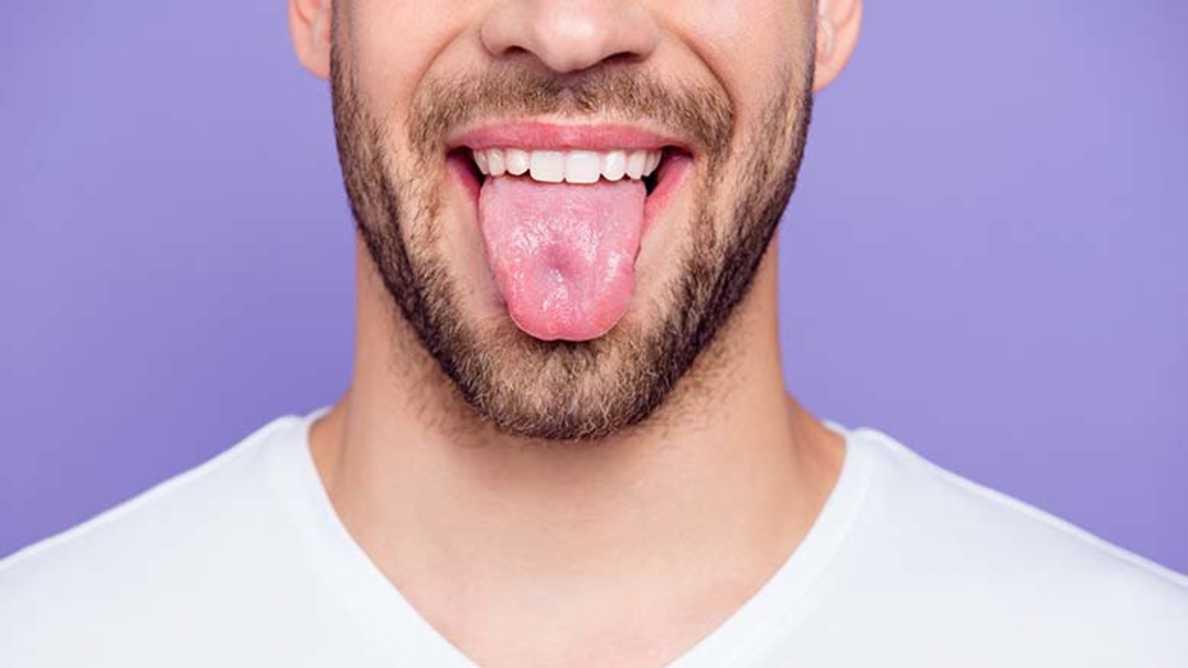 Raziskovalci raziskujejo, kako se jezik odziva na različne teksture v hrani
