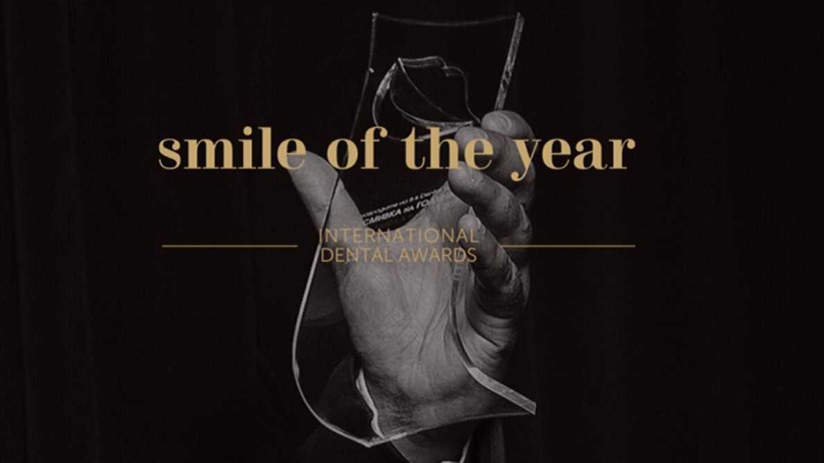 Mednarodna nagrada Smile of the year slavi izjemne dosežke v zobozdravstvu