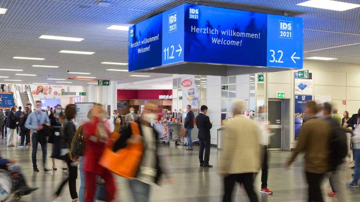 IDS 2021 je privabil 23.000 obiskovalcev iz 114 držav